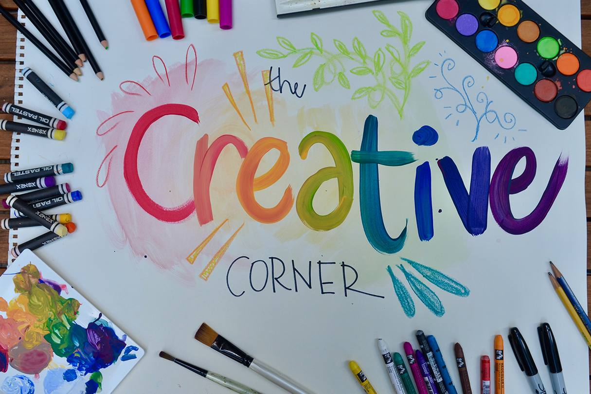 The Creative Corner • Public Television Production – Hosted by Lauren Paullin
